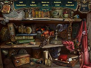 echoes of the past hidden object