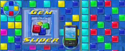 Gem Slider 3 for Pocket PC