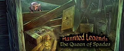 Haunted Legends: The Queen of Spades Collector's Edition for Mac