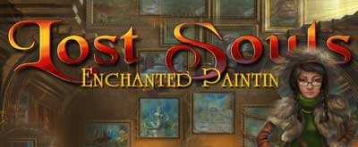 Lost Souls: Enchanted Paintings Collector's Edition for Mac OC