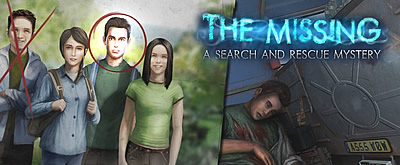 The Missing: A Search and Rescue Mystery for Mac