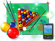 Bubble Snooker for Pocket PC
