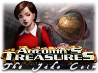 Autumn's Treasures - The Jade Coin