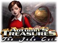 Autumn's Treasures - The Jade Coin