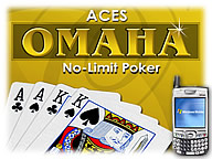 Aces Omaha for Smartphone