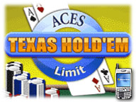 Aces Texas Hold'em - Limit for Smartphone