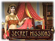 Secret Missions: Mata Hari and the Kaiser's Submarines for Mac
