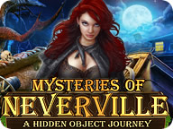 Mysteries Neverville: Hidden Object Game