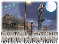 Nightfall Mysteries: Asylum Conspiracy