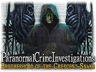 Paranormal Crime Investigations CE
