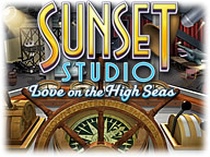 Sunset Studio Love on the High Seas