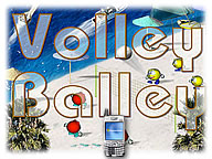 Volley Balley for Palm OS
